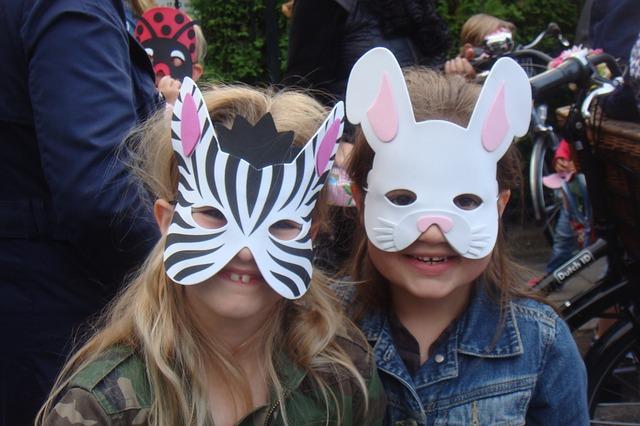 jaką maskę dziecięcą wybrać?