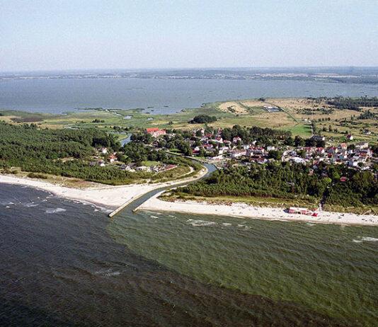 Domki letniskowe w Rowach nad morzem